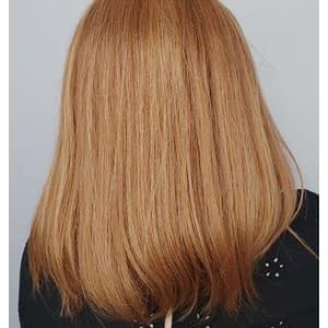 Papyrus Wig by NJ Creation Paris | Human Hair Mid Length Straight
