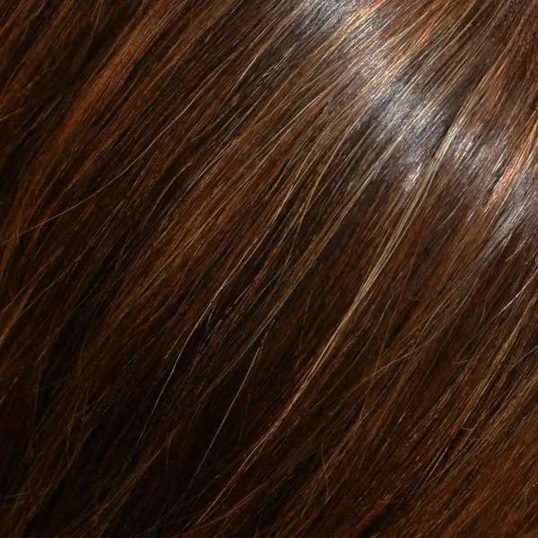 FS4/33/30A Midnight Cocoa wig colour by Jon Renau