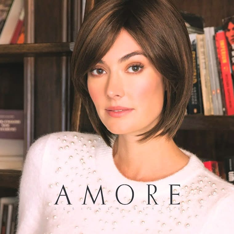 Amore Wig Brand By RENE OF PARIS   Quality Synthetic Wigs