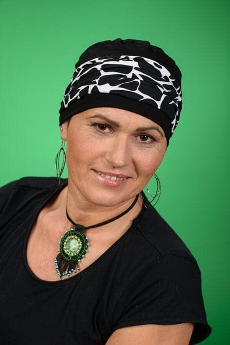 Turban Diana for hair loss