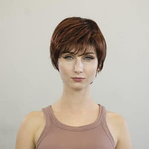 Stop Hi Tec Wig | Synthetic Wig (Mono Crown) | 13 Colours