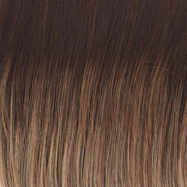 Shadow Shades - SS12/22 - SS Cappuccino Human Hair Wig Colour by Raquel Welch