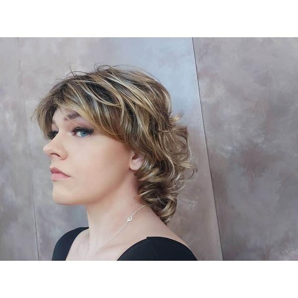 Cat Wig by Ellen Wille