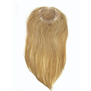 Light Cover Piece Long (Mono) | Synthetic Hair Topper | 26 Colours