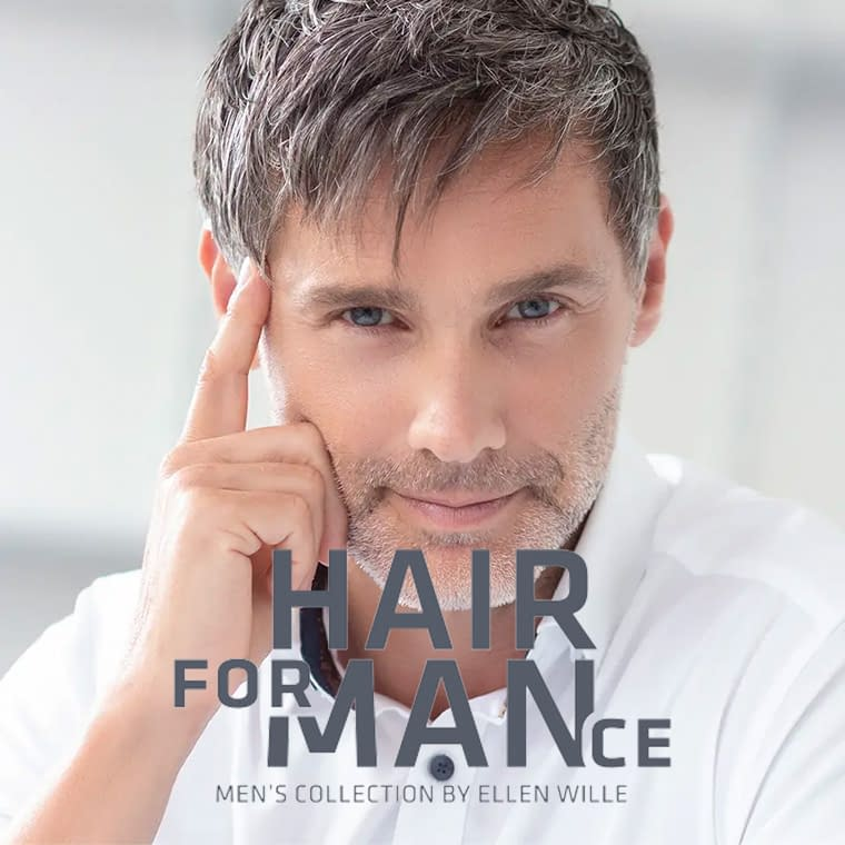 HAIRFORMANCE Wigs And Hair Pieces For Men By Ellen Wille