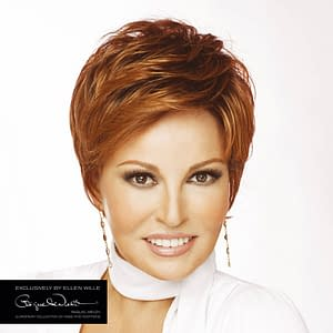 Island Mono Wig By Raquel Welch
