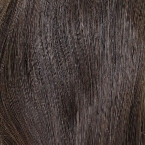 1B/2GR Human Hair Colour by Wig Pro