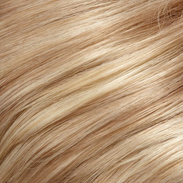 24B22 | Crème Brule | Light Gold Blonde & Light Ash Blonde Blend