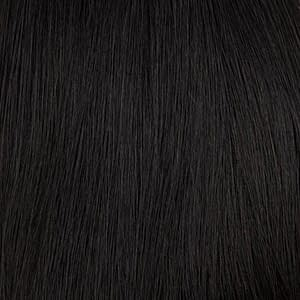 Bulk Hair Extensions Black Colour 1