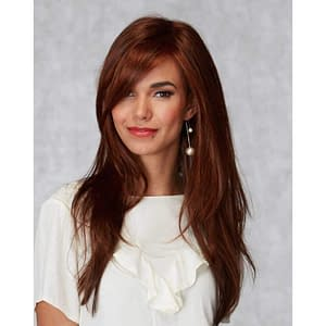 Chance Petite Wig | Synthetic Lace Front (Hand Tied & Mono Part) | 11 Colours
