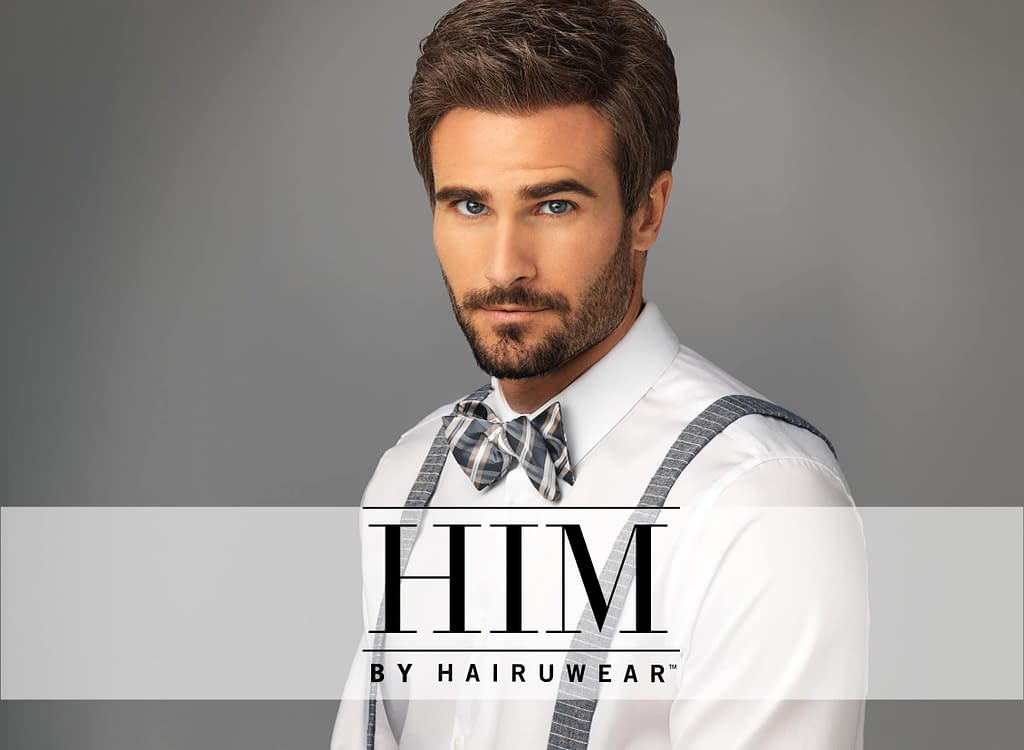 HIM Mens Wigs and Hair Pieces