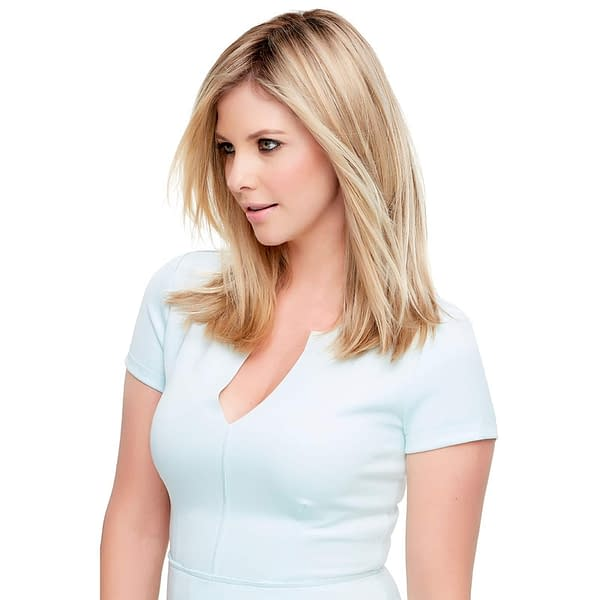 Top Style Synthetic Topper Hair Piece 12inches 12FS8