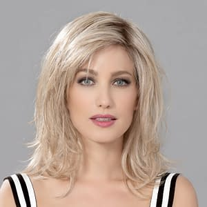 Interest Wig | Human Hair & Synthetic Mix | Lace Front Wig (Mono Part) | 6 Colours