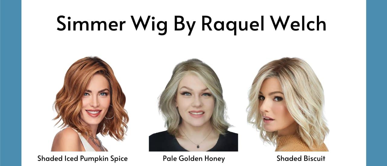 Simmer Wig By Raquel Welch