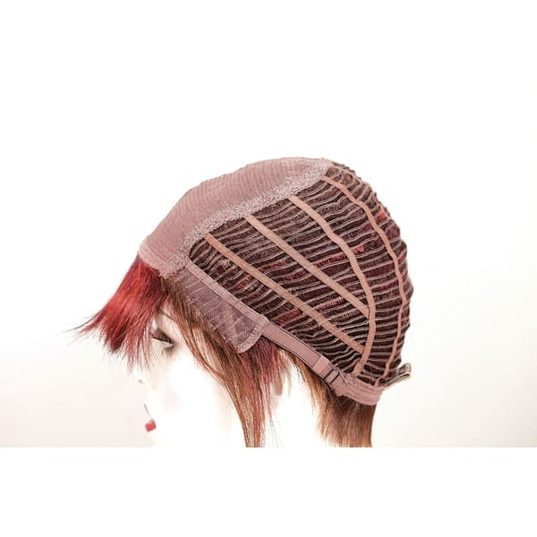Noriko Feather Light Machine Wefted Cap by Rene of Paris