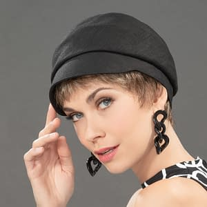 Tadea Headwear by Ellen Wille in Black