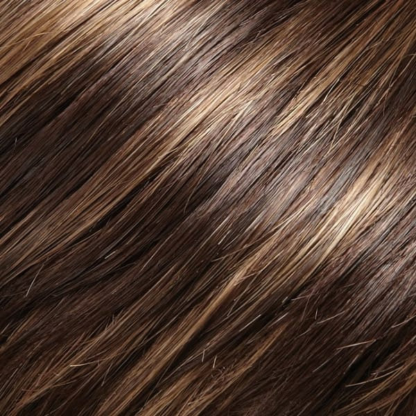 6RH12 CAFE AU LAIT Jon Renau Wig Colour | Synthetic