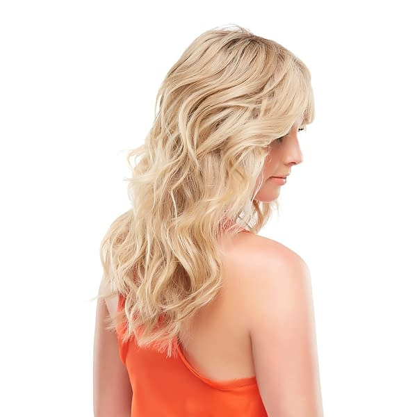 easiPart XL 12inch Human Hair Topper