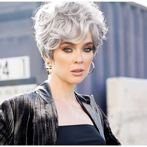 Max Wig | Synthetic Lace Front (Mono Part) | 12 Colours