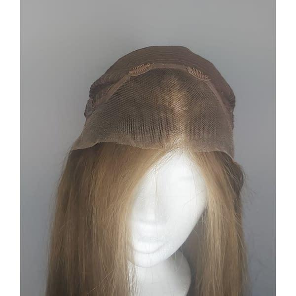 Magda Wig   Human Hair Long Straight Wig