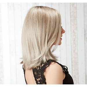 Intimate Wig By Natural Image   Synthetic Mid Length Straight