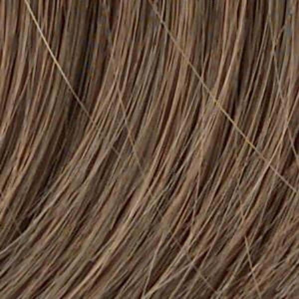 R12T Pecan Brown | Human Hair Wig Colour by Raquel Welch