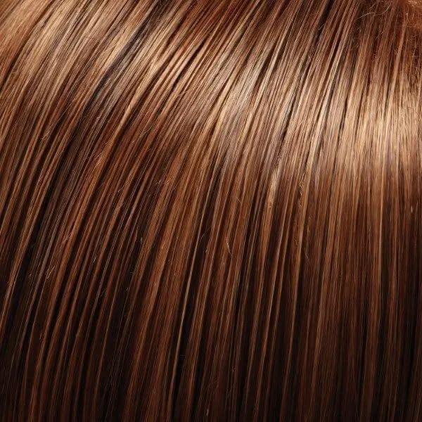 4/27/30 | German Chocolate | Dark Brown, Light Red-Gold Blonde & Red-Gold Blend