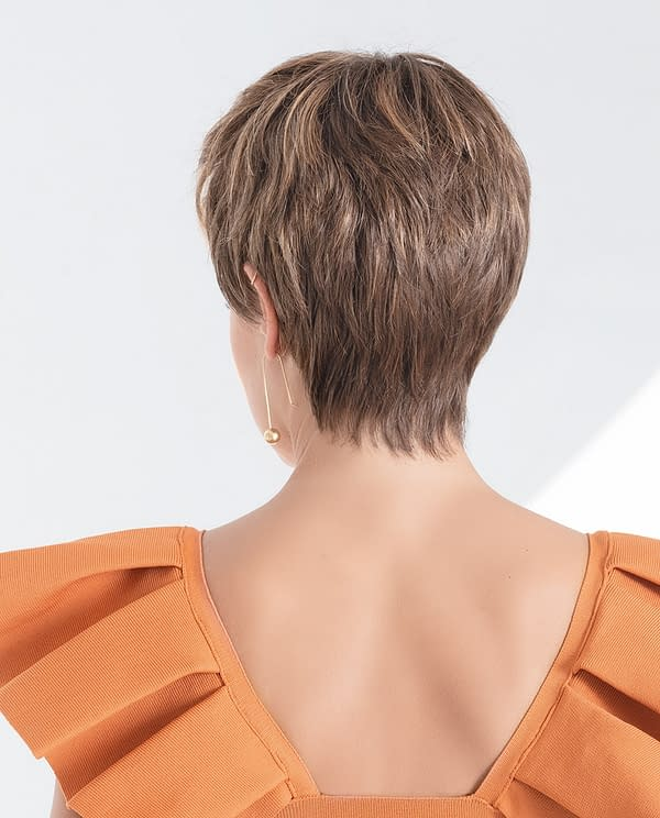 Aura Wig by Ellen Wille | Short Synthetic Lace Front