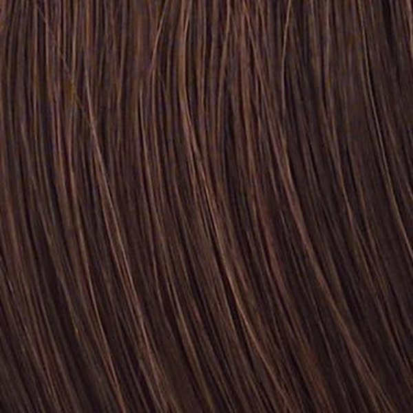 R6/30H Chocolate Copper Wig Colour by Raquel Welch
