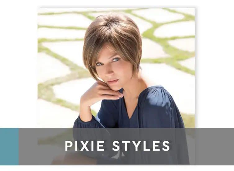 Pixie Wigs - HairWeavon