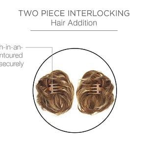 Aperitif Hair Piece By Raquel Welch