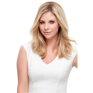 Top Style 12″ Topper | Remy Human Hair (Mono Base) | 30 Colours