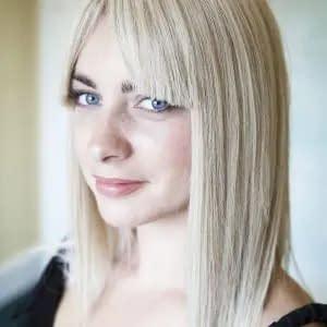 Gemma Wig   Remy Human Hair   Custom Colour   Custom Length
