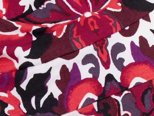 Tala Headwear by Ellen Wille in Flora Red