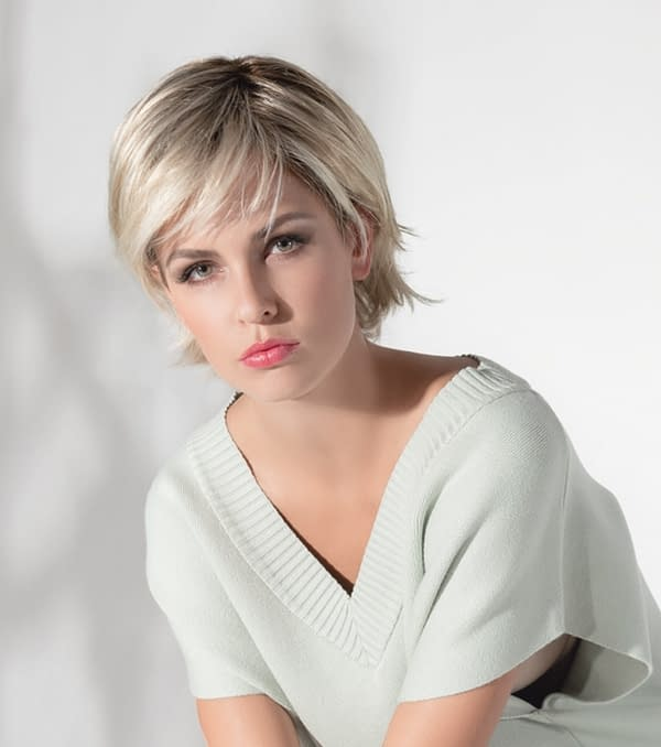 Fame Wig by Ellen Wille | Short Straight Synthetic Lace Front