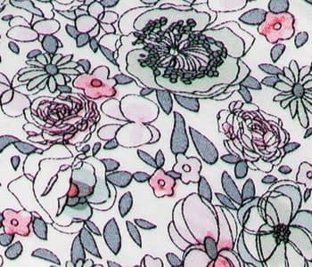 Misu Headwear in Flower Field