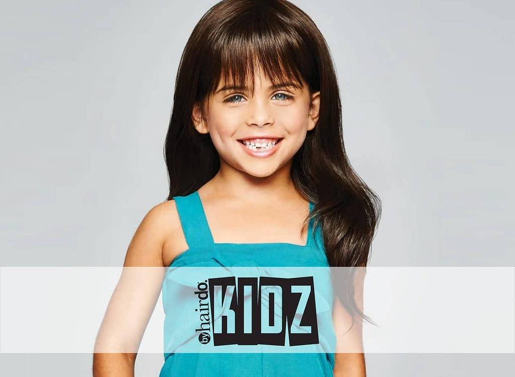 HairDo Kids Wigs available at HairWeavon in Ireland