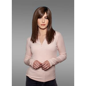 Adelle Wig | Remy Human Hair (Mono Top & Hand Tied) | 42 Colours