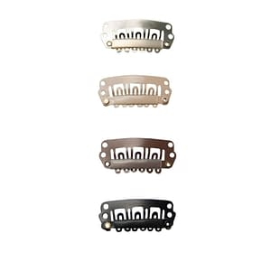 Replacement Clips For Hair Toppers And Wigs