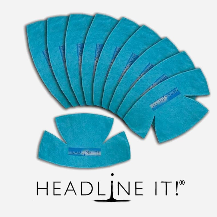 Headline It   No Sweat Wig Liner   Under Your Wig For Comfort