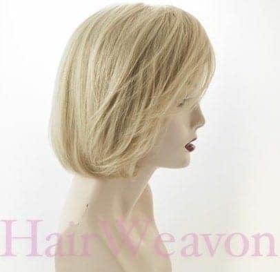 Angela Human Hair Wig customised