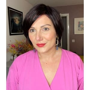 Talia Mono Wig By Ellen Wille | Synthetic Short Straight Wig