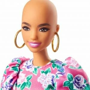 Bald Barbie Doll – FREE ITEM