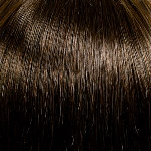 Bordeaux Hair Piece | Human Hair Topper | 22 Colours
