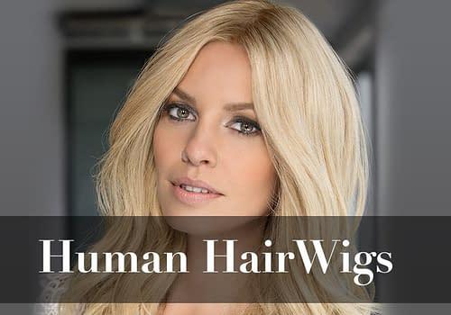 Wigs & Hair Pieces For Alopecia Hair Loss