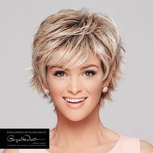 Aspen Mono Wig | Synthetic Wig (Mono Top) | 11 Colours
