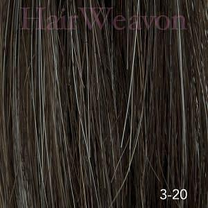 Mens Hair System Colour 3 20% Grey