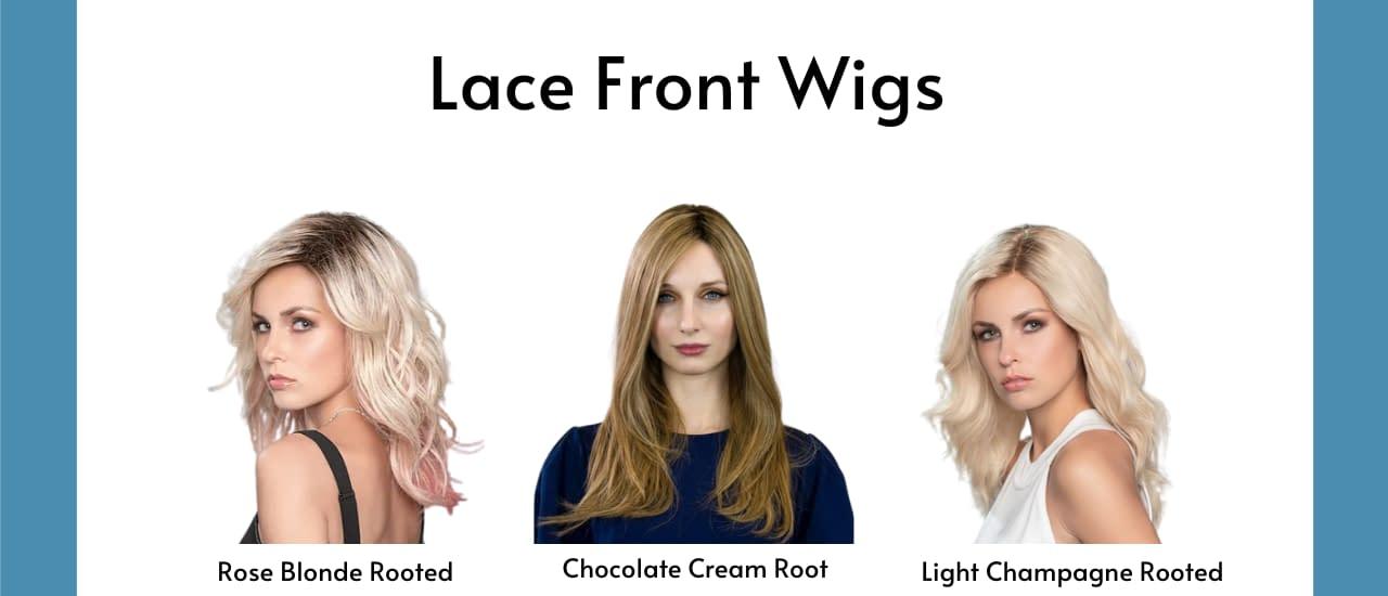Lace Front Wigs | HairWeavon Wig Online Shop