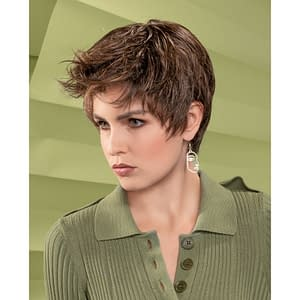 Pisa Super Wig By Ellen Wille | Synthetic Wig | Pixie Cut With Bangs