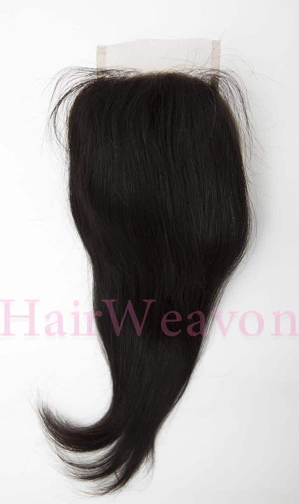 Closure Hair Piece Straight